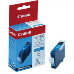 CANON CARTUCCIA D'INCHIOSTRO CIANO BCI-3EC 4480A002 13ML