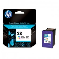 HP CARTUCCIA D'INCHIOSTRO COLORE C8728AE 28 ~240 COPIE 8ML