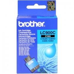 BROTHER CARTUCCIA D\'INCHIOSTRO CIANO LC900C LC-900 ~400 COPIE