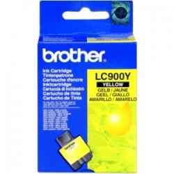 BROTHER CARTUCCIA D\'INCHIOSTRO GIALLO LC900Y LC-900 ~400 COPIE