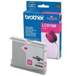 BROTHER CARTUCCIA D\'INCHIOSTRO MAGENTA LC970M LC-970 300 COPIE  ORIGINALE