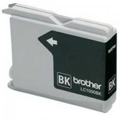 BROTHER CARTUCCIA D\'INCHIOSTRO NERO LC1000BK LC-1000 500 COPIE  ORIGINALE