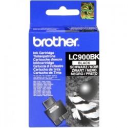 BROTHER CARTUCCIA D\'INCHIOSTRO NERO LC900BK LC-900 ~500 COPIE