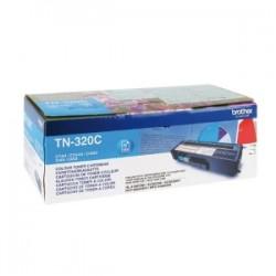 BROTHER TONER CIANO TN-320C  1500 COPIE  ORIGINALE