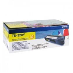 BROTHER TONER GIALLO TN-320Y  1500 COPIE  ORIGINALE