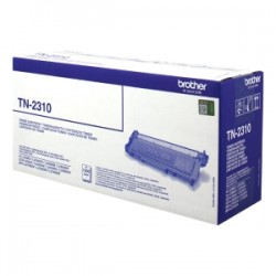 BROTHER TONER NERO TN-2310  1200 COPIE  ORIGINALE