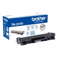 BROTHER TONER NERO TN-2410  1200 COPIE  ORIGINALE