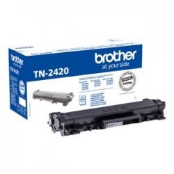 BROTHER TONER NERO TN-2420  3000 COPIE  ORIGINALE