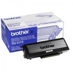 BROTHER TONER NERO TN-3170  7000 COPIE  ORIGINALE