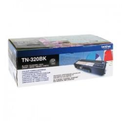 BROTHER TONER NERO TN-320BK  2500 COPIE  ORIGINALE