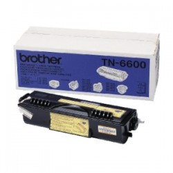 BROTHER TONER NERO TN-6600  6000 COPIE  ORIGINALE