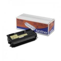 BROTHER TONER NERO TN-7600  6500 COPIE  ORIGINALE