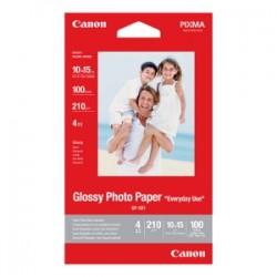 CANON CARTA BIANCO GP-501 A4 0775B001 CARTA FOTOGRAFICA, DIN A4, 200 G/M², 100 FOGLI, BRILLANTE ORIGINALE