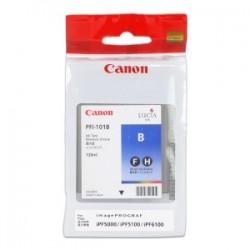CANON CARTUCCIA D\'INCHIOSTRO BLU PFI-101B 0891B001  ORIGINALE