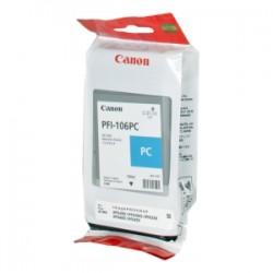 CANON CARTUCCIA D\'INCHIOSTRO CIANO (FOTO) PFI-106PC 6625B001 130ML  ORIGINALE