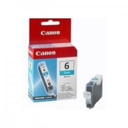 CANON CARTUCCIA D\'INCHIOSTRO CIANO BCI-6C 4706A002 13ML  ORIGINALE
