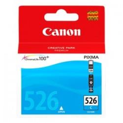 CANON CARTUCCIA D\'INCHIOSTRO CIANO CLI-526C 4541B001 9ML  ORIGINALE