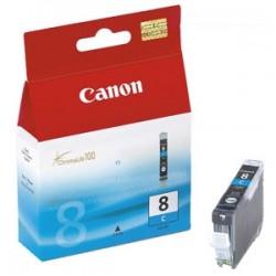 CANON CARTUCCIA D\'INCHIOSTRO CIANO CLI-8C 0621B001 13ML  ORIGINALE