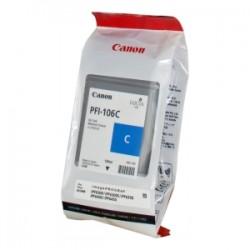 CANON CARTUCCIA D\'INCHIOSTRO CIANO PFI-106C 6622B001 130ML  ORIGINALE