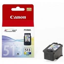 CANON CARTUCCIA D\'INCHIOSTRO COLORE CL-513 2971B001 13ML  ORIGINALE