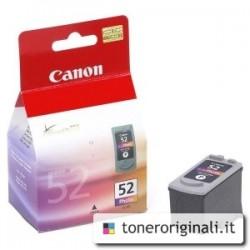 CANON CARTUCCIA D\'INCHIOSTRO COLORE CL-52 0619B001  ORIGINALE