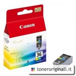 CANON CARTUCCIA D\'INCHIOSTRO DIFFERENTI COLORI CLI-36 1511B001 13ML  ORIGINALE