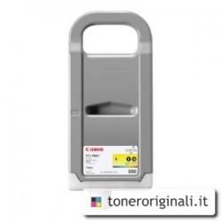 CANON CARTUCCIA D\'INCHIOSTRO GIALLO PFI-706Y 6684B001 700ML  ORIGINALE