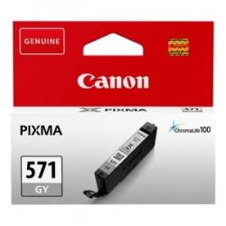 CANON CARTUCCIA D\'INCHIOSTRO GRIGIO CLI-571GY 0389C001 6.5ML  ORIGINALE