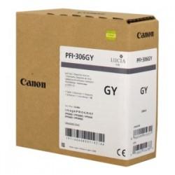 CANON CARTUCCIA D\'INCHIOSTRO GRIGIO PFI-306GY 6666B001 330ML  ORIGINALE