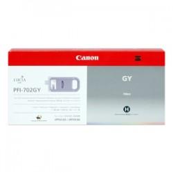 CANON CARTUCCIA D\'INCHIOSTRO GRIGIO PFI-702GY 2221B001 700ML