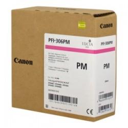 CANON CARTUCCIA D\'INCHIOSTRO MAGENTA (FOTO) PFI-306PM 6662B001 330ML  ORIGINALE