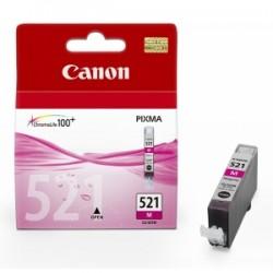 CANON CARTUCCIA D\'INCHIOSTRO MAGENTA CLI-521M 2935B001 9ML  ORIGINALE