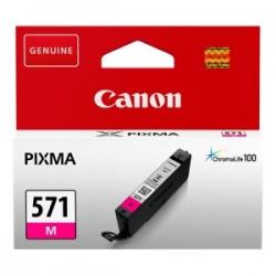 CANON CARTUCCIA D\'INCHIOSTRO MAGENTA CLI-571M 0387C001 6.5ML  ORIGINALE