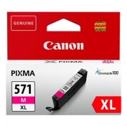 CANON CARTUCCIA D\'INCHIOSTRO MAGENTA CLI-571M XL 0333C001 11ML XL ORIGINALE
