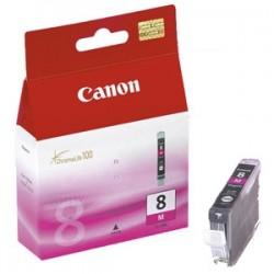 CANON CARTUCCIA D\'INCHIOSTRO MAGENTA CLI-8M 0622B001 13ML  ORIGINALE