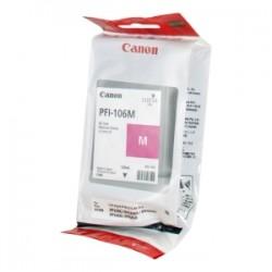 CANON CARTUCCIA D\'INCHIOSTRO MAGENTA PFI-106M 6623B001 130ML  ORIGINALE
