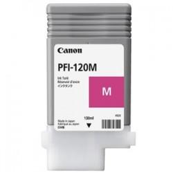 CANON CARTUCCIA D\'INCHIOSTRO MAGENTA PFI-120M 2887C001 130ML  ORIGINALE