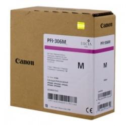 CANON CARTUCCIA D\'INCHIOSTRO MAGENTA PFI-306M 6659B001 330ML  ORIGINALE