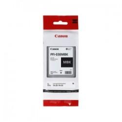 CANON CARTUCCIA D\'INCHIOSTRO NERO (OPACO) PFI-030MBK 3488C001 55ML ORIGINALE