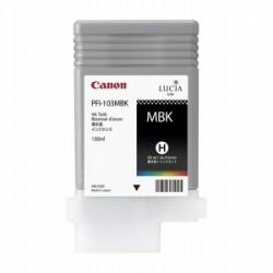 CANON CARTUCCIA D\'INCHIOSTRO NERO (OPACO) PFI-103MBK 2211B001  ORIGINALE