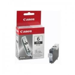 CANON CARTUCCIA D\'INCHIOSTRO NERO BCI-6BK 4705A002 13ML  ORIGINALE