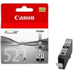 CANON CARTUCCIA D\'INCHIOSTRO NERO CLI-521BK 2933B001 9ML  ORIGINALE