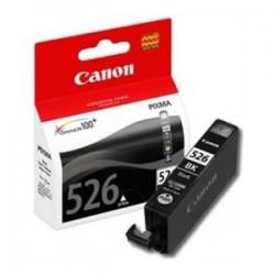 CANON CARTUCCIA D\'INCHIOSTRO NERO CLI-526BK 4540B001 9ML  ORIGINALE