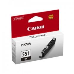 CANON CARTUCCIA D\'INCHIOSTRO NERO CLI-551BK 6508B001 7ML  ORIGINALE