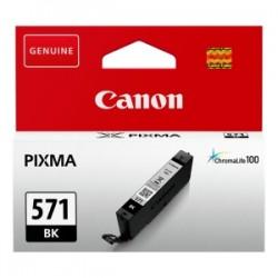CANON CARTUCCIA D\'INCHIOSTRO NERO CLI-571BK 0385C001 6.5ML  ORIGINALE