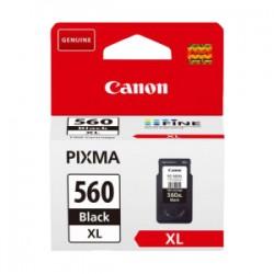 CANON CARTUCCIA D\'INCHIOSTRO NERO PG-560XL 3712C001 400 COPIE  ORIGINALE