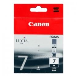 CANON CARTUCCIA D\'INCHIOSTRO NERO PGI-7BK 2444B001 25ML  ORIGINALE