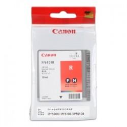 CANON CARTUCCIA D\'INCHIOSTRO ROSSO PFI-101R 0889B001  ORIGINALE