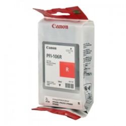 CANON CARTUCCIA D\'INCHIOSTRO ROSSO PFI-106R 6627B001 130ML  ORIGINALE