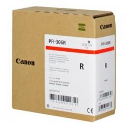 CANON CARTUCCIA D\'INCHIOSTRO ROSSO PFI-306R 6663B001 330ML  ORIGINALE